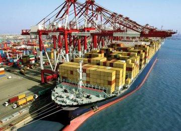 Port Throughput Increases