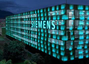 Siemens stopped doing new business with Iran in 2010, albeit reluctantly, under pressure from the West, due to the nuclear-related  sanctions, but continued to service existing contracts.