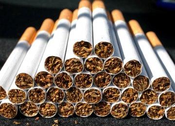 Decline in Cigarette Smuggling