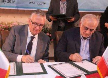Italy's Marche, Iran's Mazandaran Sign MoUs