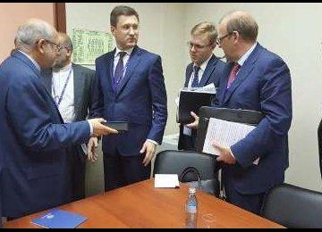 Tehran, Moscow Focus on Bilateral Ties in St. Petersburg