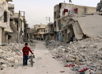 When the war ends, Syria—like Iraq—will have immense reconstruction needs.