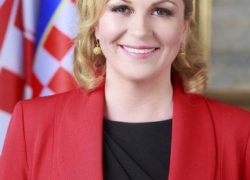 Croatian President Due Next Week