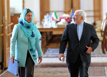 Europe Squares Up to Russia, China in Iran