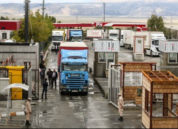 Border-Crossings With Turkey Reopen