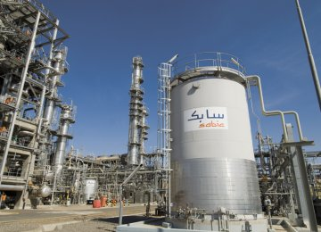 Aramco, Sabic in Chemical Coop.