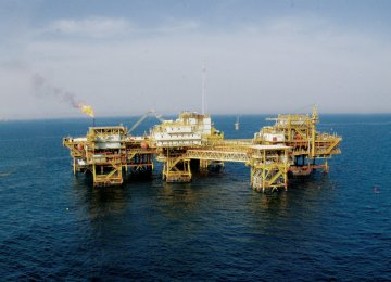 Iran Awaits Proposal for Farzad-B Gas Field