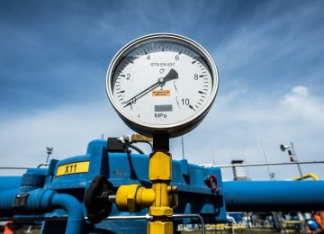India will draw 56 million cubic meters of gas per day.