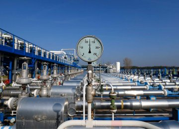 Gas Export Talks With Afghans