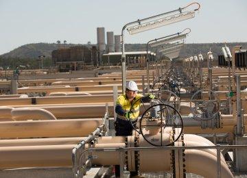 Iran, Armenia Negotiating Increase in Gas Export