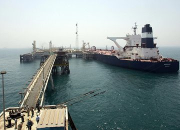 Kharg Island Boosting Oil Export Operations