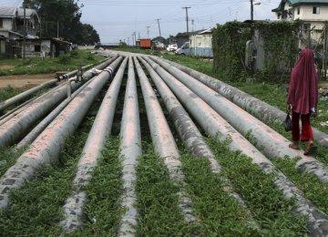 Militants Attack Eni Pipeline