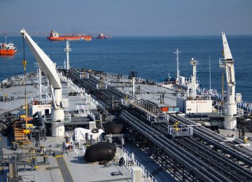 Crude Exports Rise Twofold  After Sanctions Removal