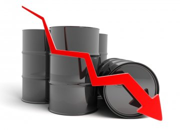 Crude Prices Collapse