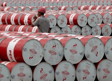 Piled up oil debts are being gradually cleared after the lifting of sanctions in January.