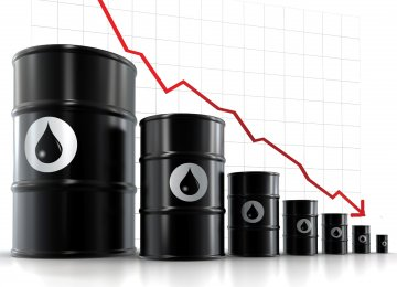 Oil Prices Tumble 16% in July