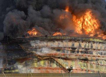 Iran Fire-Hit Petrochem Complex to Resume Operations Soon