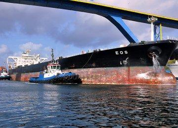 S. Korea's April Iran Oil Imports Jump 67%