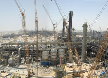 South Korea Consortium in Iran Petrochem Talks