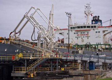 Oil Delivery to Shell Under Spot Contract