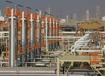 New South Pars Platforms to Increase Gas Output