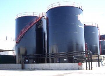 Strategic Petroleum Capacity at 13b Liters