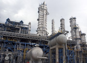 Swiss Firm to Develop Petrochem Project