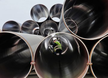 $45 Billion Project Signed to Carry Caspian Gas to Europe