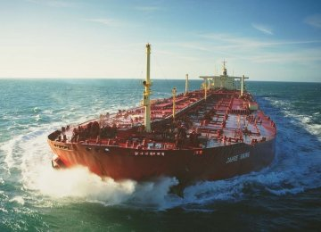 Foreign Supertankers Transfer 50% of Iranian Oil