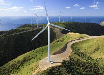 EWEA Sees Bright Prospects for Iran Wind Energy
