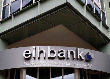 India Settling Oil Dues Via EIH Bank in Germany