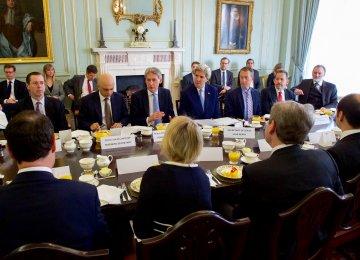 European Bankers Anxious  Despite Kerry's Certitude