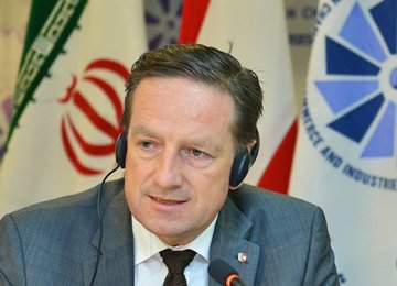 Austrians Interested in Development Projects