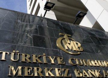 Envoy Confers With Turkey's Central Bank Chief