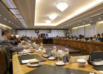 CBI's Seif Briefs  Majlis Commission