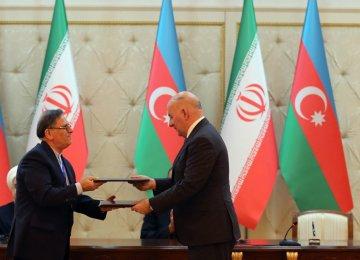 Tehran, Baku Agree to Link Payment Networks