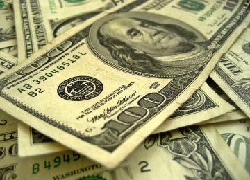 Greenback Gains, Pound at Six-Month Low