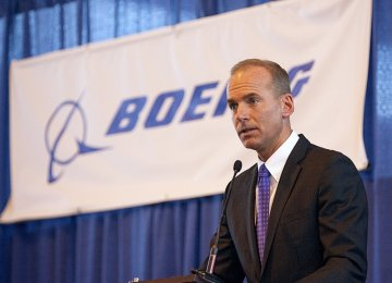 Boeing Says Following Obama Admin's Lead, Not Congress