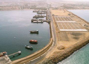 Chabahar Economic Project Pursues Regional Prosperity