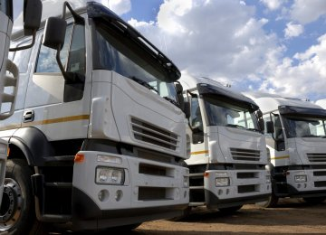 Foreign Partnerships to Boost Iran's Commercial Vehicle Market