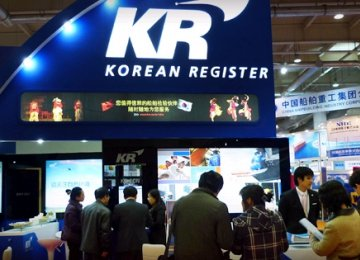 S. Korean Classification Services for Iran's Shipping Industry