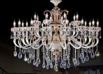 The Darker Side of Chandeliers