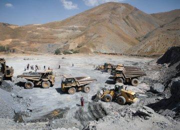 Zarshouran Gold Mine Output Quadruples