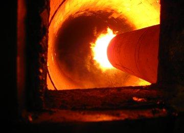 High-Speed Industrial Burner Production Indigenized