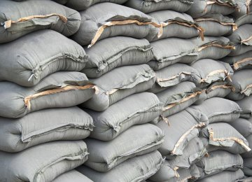 Decline in Cement Exports