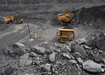 Golgohar Ups Iron Ore Concentrate Exports