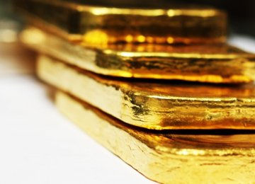 Rise in Gold Mine Output