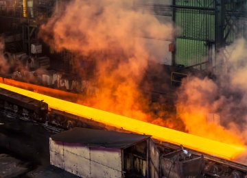 Steel Output to Reach 50m Tons by Yearend