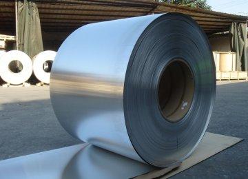 Maiden Steel Shipment to Europe