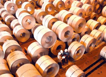 Steel Exports to Reach 5.8m Tons by Yearend